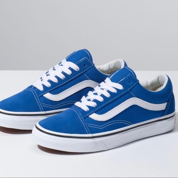 Brand New Vans Old Skool Lapis Blue